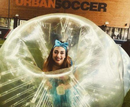 UrbanSoccer Bubble